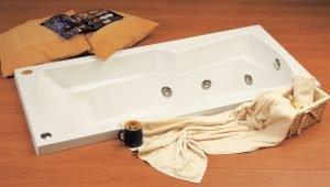 Bañera con hidromasaje Jacuzzi© Vantage 150
