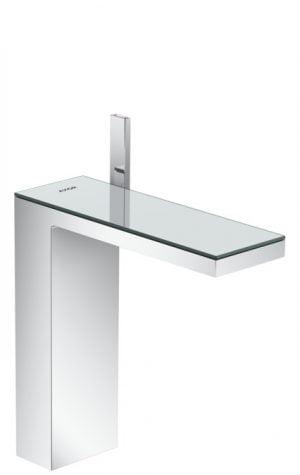 Hansgrohe AXOR MyEdition Mezclador monomando de lavabo 230 para lavabos con desagüe a presión codigo 47020000