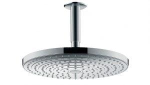 Hansgrohe Raindance Select S Ducha fija 300 2jet con conexión a techo codigo 27337000