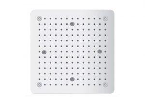 Aloha ducha cuadrada 30 x 30 cm para embutir dos funciones codigo DPG5003-1