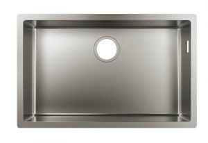 Hansgrohe S719-U660 bacha cocina bajo encimera 660 código 43428800